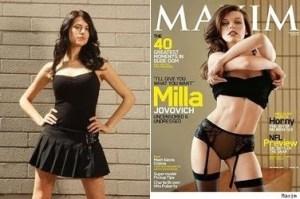 julia voth is milla jovovich 2.0