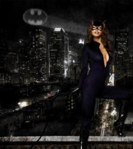 adriana lima catwoman