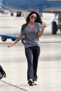The Megan Fox Camel Toe