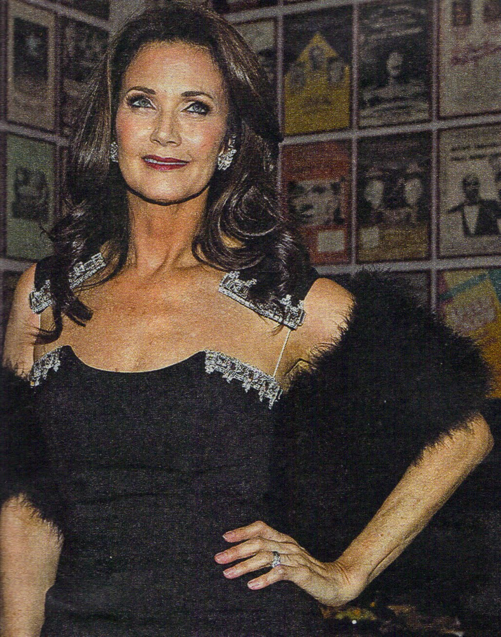 The gallery for --> Lynda Carter And Daughter
