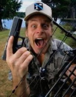 while talking to the good people at guns.com recently motor city mad man Ted Nugent got a little carried away while using his 1st ammendment rights to defend his 2nd ammendment rights. Then he called US President Barack Obama a really nasty name