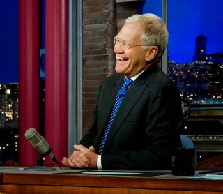 DAvid Letterman started out as a C student from Indiana who wanted to do Johnny CArson's job, but eventually carved out his own place via Mary Tyler Moore and the long way round